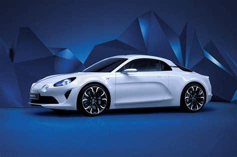 renault alpine vision concept alpine vision concept unveiled autocar