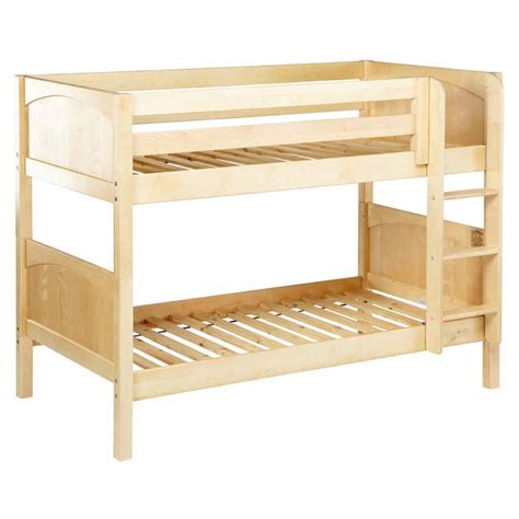 low bunk beds hot shot panel low bunk bed rosenberryrooms com