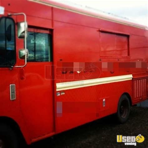 washington mobile kitchen food truck for sale buy used
