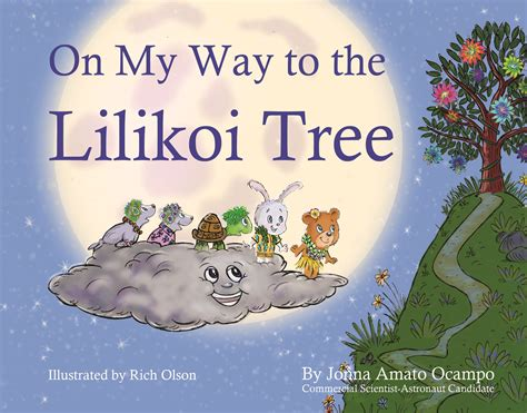 the which way tree books lilikoi publishing picture book captures attention of both
