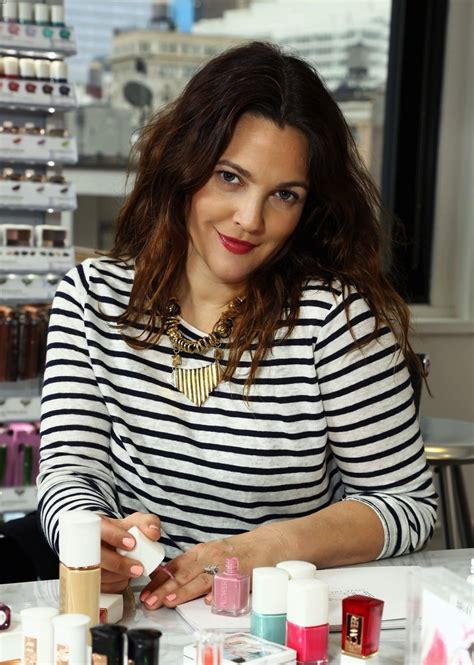 I Had With Drew Barrymore Says Former Editor by Drew Barrymore Launches Own Collection