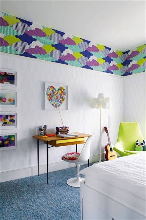 cloud bedroom wallpaper girl s cloud bedroom wallpaper kids bedroom ideas