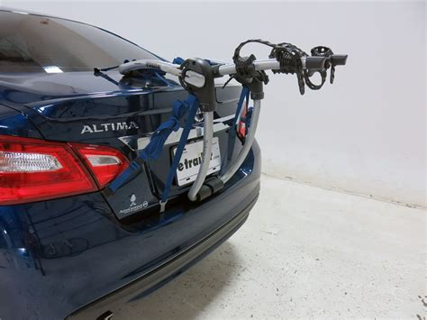 nissan altima 2016 trunk nissan altima thule gateway xt 2 bike rack trunk mount