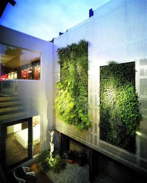 wall gardens melbourne richmond house in melbourne australia by morris partnership designrulz