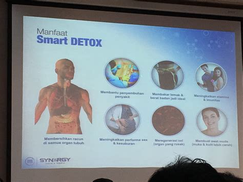 Detox Wa by Apa Saja Manfaat Smart Detox Synergy Smart Detox