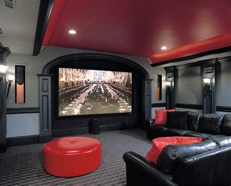 media room paint colors 73 best theater rooms images on home theaters