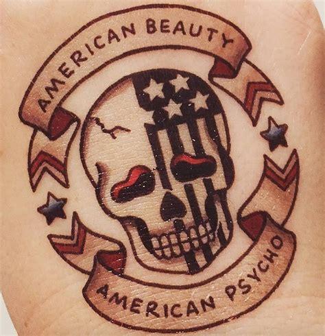 tattoo dis i has dis kerrang fob