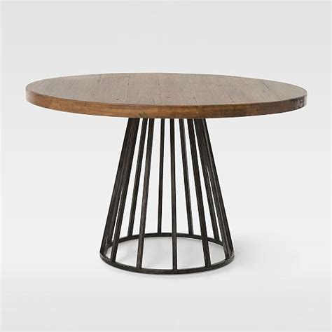 west elm round table copenhagen reclaimed wood round dining table west elm