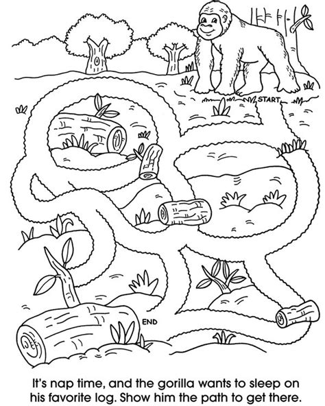 Maze Puzzle Parents Of The Animal 83 best images about school on coloring pages dovers and maze