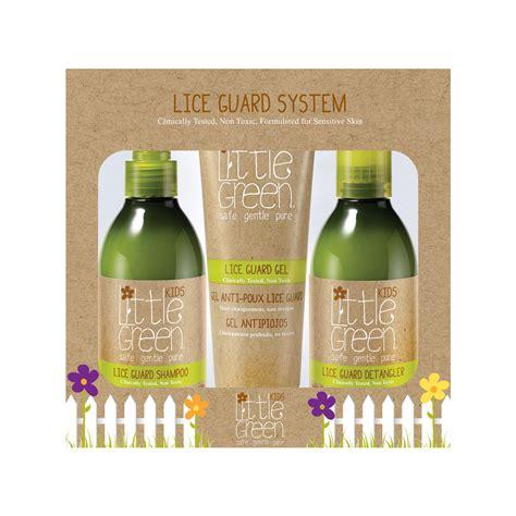 Set Louse green lice guard set thetot