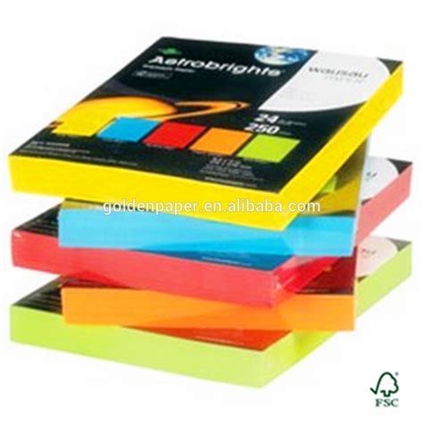 Supply All Kinds Of A4 Size Color Copy Paper View Color Paper Cheap Colored Copy Paper 500 Sheets L
