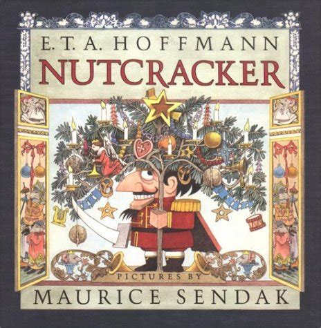 nutcracker picture book every day is an adventure nutcracker by e t a hoffmann