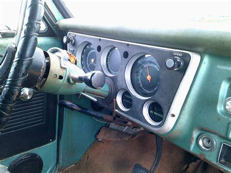 1968 Chevy C10 Interior by 1968 Chevrolet C10 Interior Pictures Cargurus