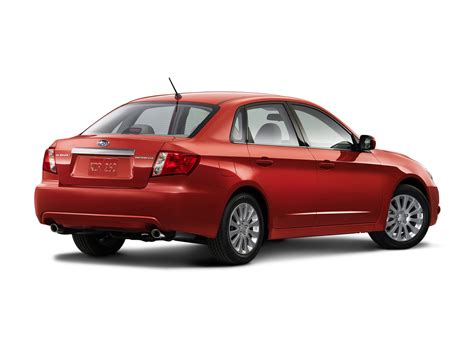 2010 Subaru Impreza Price Photos Reviews Features