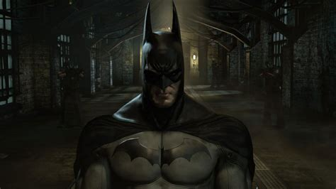 Batman Begins by Batman Arkham Asylum Game Giant Bomb