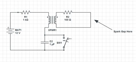what are the laws governing capacitors in series crl circuit discharge analysis electrical engineering stack exchange