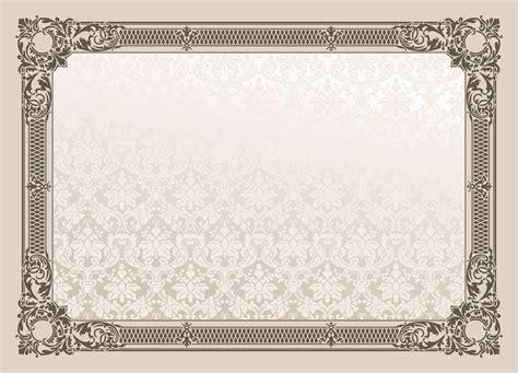 desain kartu undangan kosong download undangan gratis desain undangan pernikahan