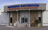Modern Bathroom Lankershim Our Los Angeles Showrooms