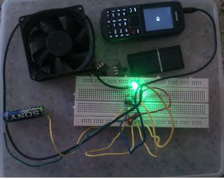 solar mobile charger project all about electronics and communication portable battery