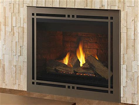 meridian series direct vent gas fireplaces by majestic