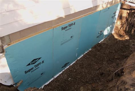 waterproofing basement foundation wall new style