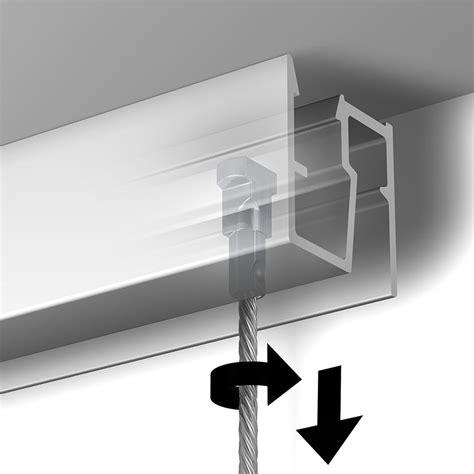 Cimaise Plafond by Cimaises Newly R40 Pour Plafond 224 Fixations Invisibles