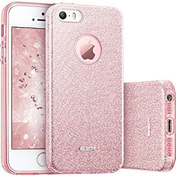 Iphone 5 Iphone 5s Shining Glitters Soft Pinkwhite iphone se cases iphone 5s iphone 5 bentoben slim fit dual layer pc