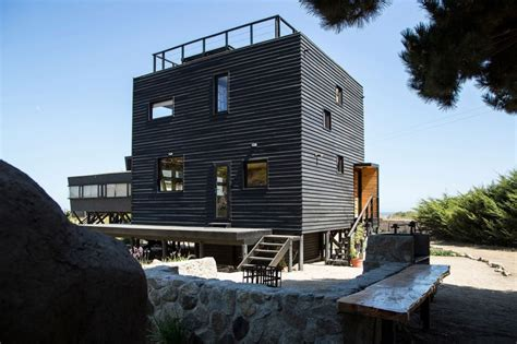 modern cube house design contemporary addition to small fishermen s village the
