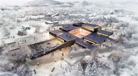 Korean Design Competition | archiplan wins competition to design kim tschang yeul art