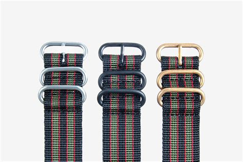 Straps Nato 05 buckle up the history of the nato hiconsumption