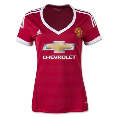 Setelan Bayi Cewek Baju Bola Anak Rok Manchester Unite Berkualitas jersey manchester united home 2015 2016 rumah jersey