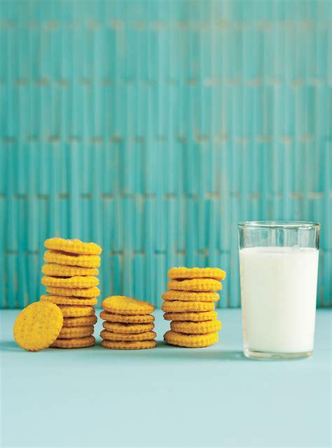 Cuisine En 4949 by Cheddar Cheese Crackers Ricardo