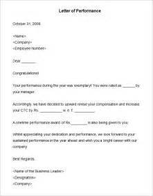 22 appraisal letters free sle exle format free