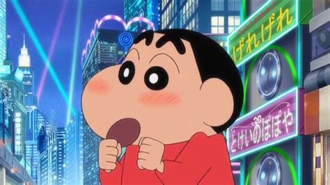 crayon shin chan anime review crayon shin chan dimension the