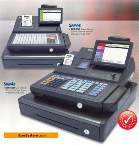 Sam4s Sps500 Retail Epos System Sam4s Sps 520 Keyboard Template