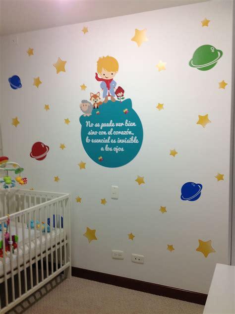 decoracion infantil principito vinilosdecorativos