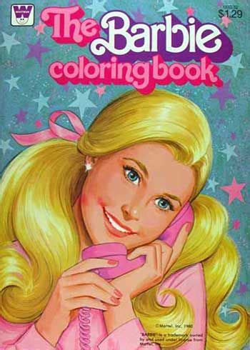 barbie coloring book  special  crayons  big sis