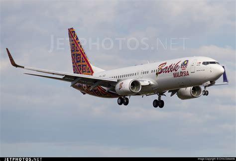 batik air flight information 9m lnd boeing 737 8gp batik air malaysia chris