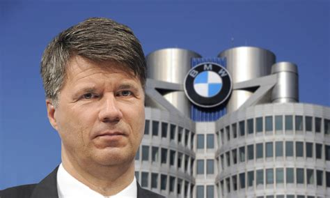 Ceo Of Bmw by Bmw Ceo Krueger Returns To Work After Fatigue Related