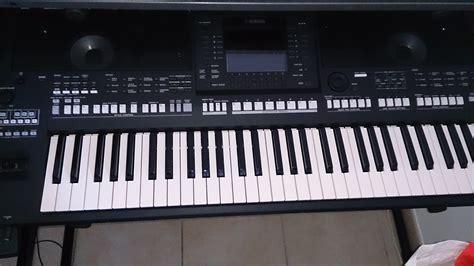 Keyboard Yamaha Psr A 2000 yamaha psr a2000 image 1486624 audiofanzine