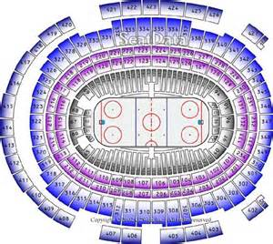 Stadium seating chart hockey madison square garden seating chart