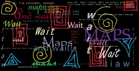 yeah yeah yeahs maps