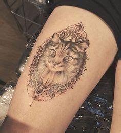 cat tattoo winnipeg cat mandala by stephen mcconnell main street tattoo