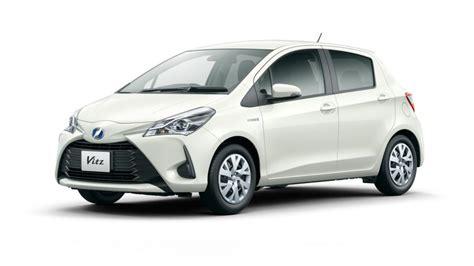 Toyota Yaris Hybrid 2017 Toyota Yaris Hybrid Launched In Japan Performance