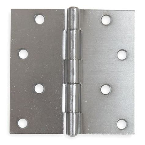 value brand template hinge full mortise 4 x 4 in 4pa64