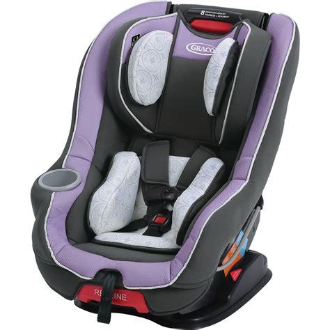 Car Seat Purplem graco fit4me convertible car seat choose your color ebay
