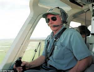Harrison Ford Helicopter Harrison Ford Has A Wound The Size Of A Pancake