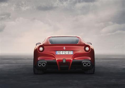 Ferrari F12 Berlinetta by Nuova Ferrari F12 Berlinetta Scheda Tecnica
