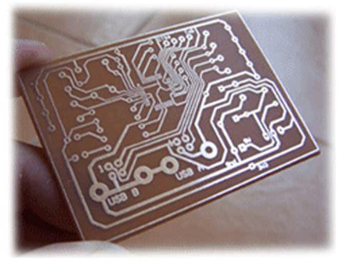 Bor Pcb Duduk bocah elektronika
