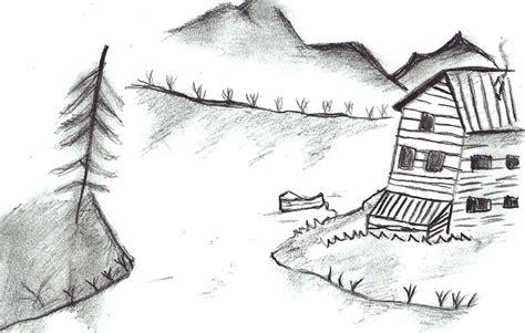 desenho paisagens como desenhar paisagem passo a passo arte v 237 cio